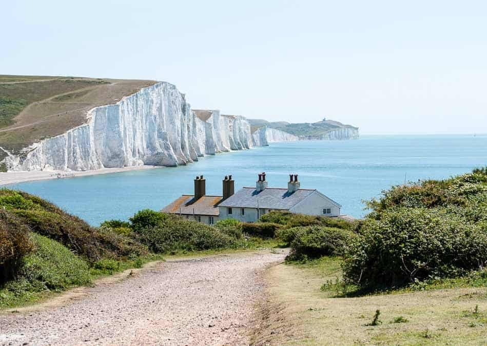 Seven Sisters Cliff Walk and Country Park