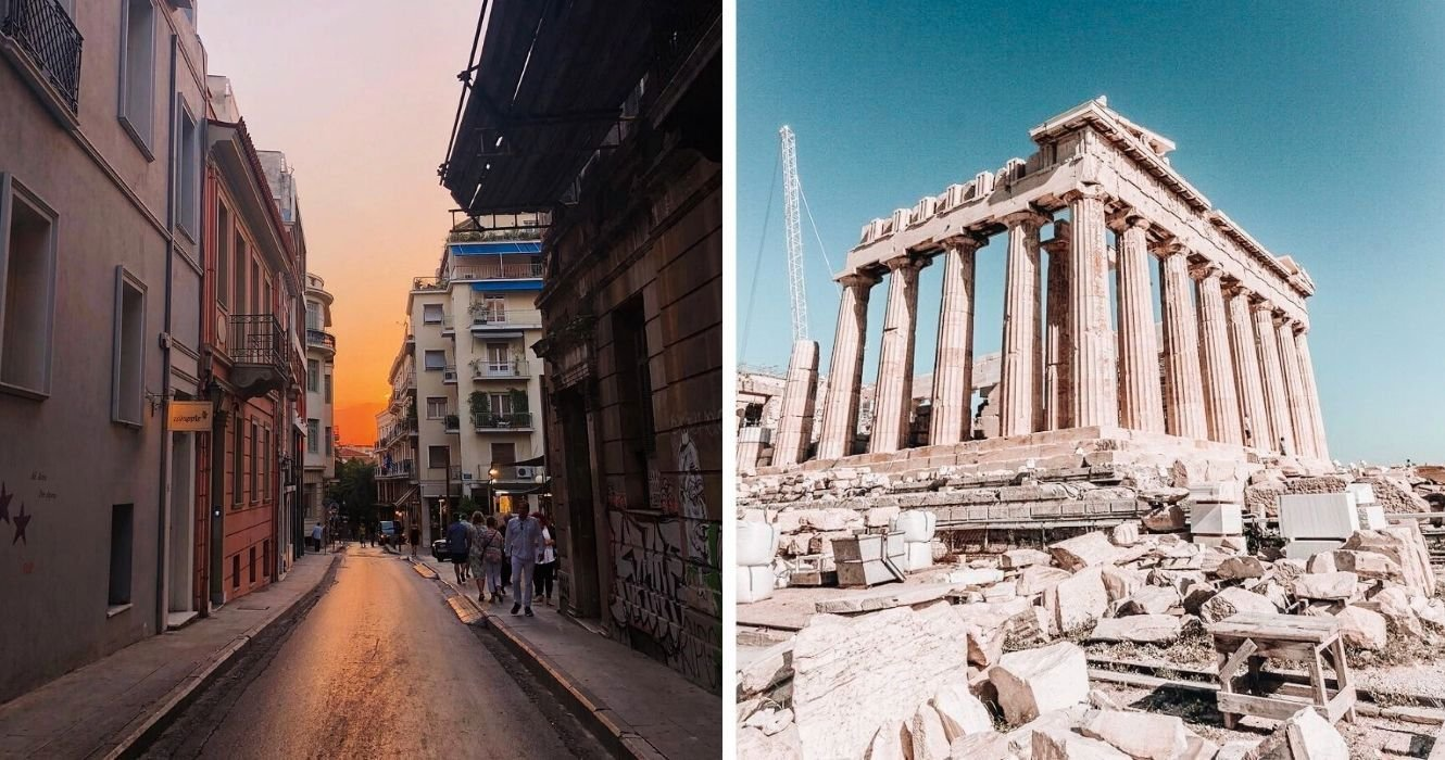 All The Unique Experiences You Can Only Have In Athens Greece, Captured In Real Tourist Photos