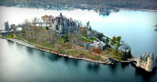 Boldt Castle Is A Tale Of True Love And Tragedy, Hidden On A Small New York Isla