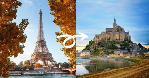 Road Trip France: Getting From Paris To Mont St. Michel, And What To See Along The Way