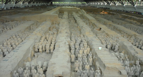 The History Behind China's Incredible Terracotta Army And Why You Should Visit T