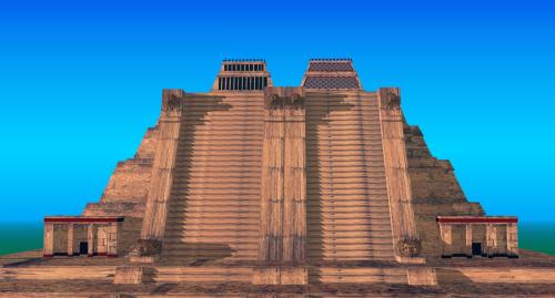 Templo Mayor: The Aztec Temple In Mexico City