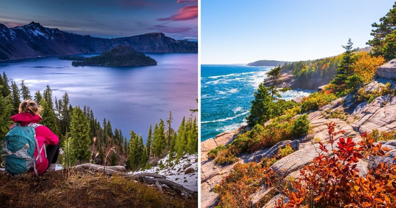 These Are The Best National Parks To Visit During The Summer Months