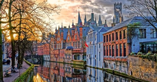 Bruges Is Belgium's Most Beautiful City, And This Is How To See Its Best Features In One Day