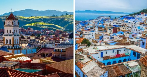 Epic Countries Around The World That Are Completely Budget-Friendly
