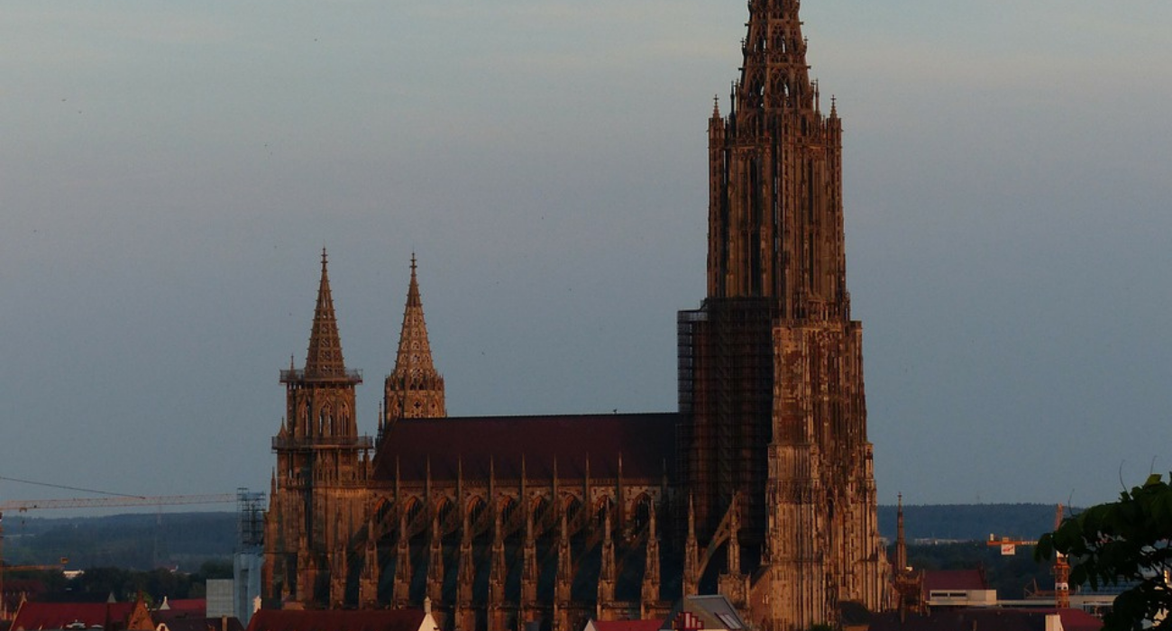 This Is The Tallest Church Building In The World, And The Fascinating History Behind Its Origin
