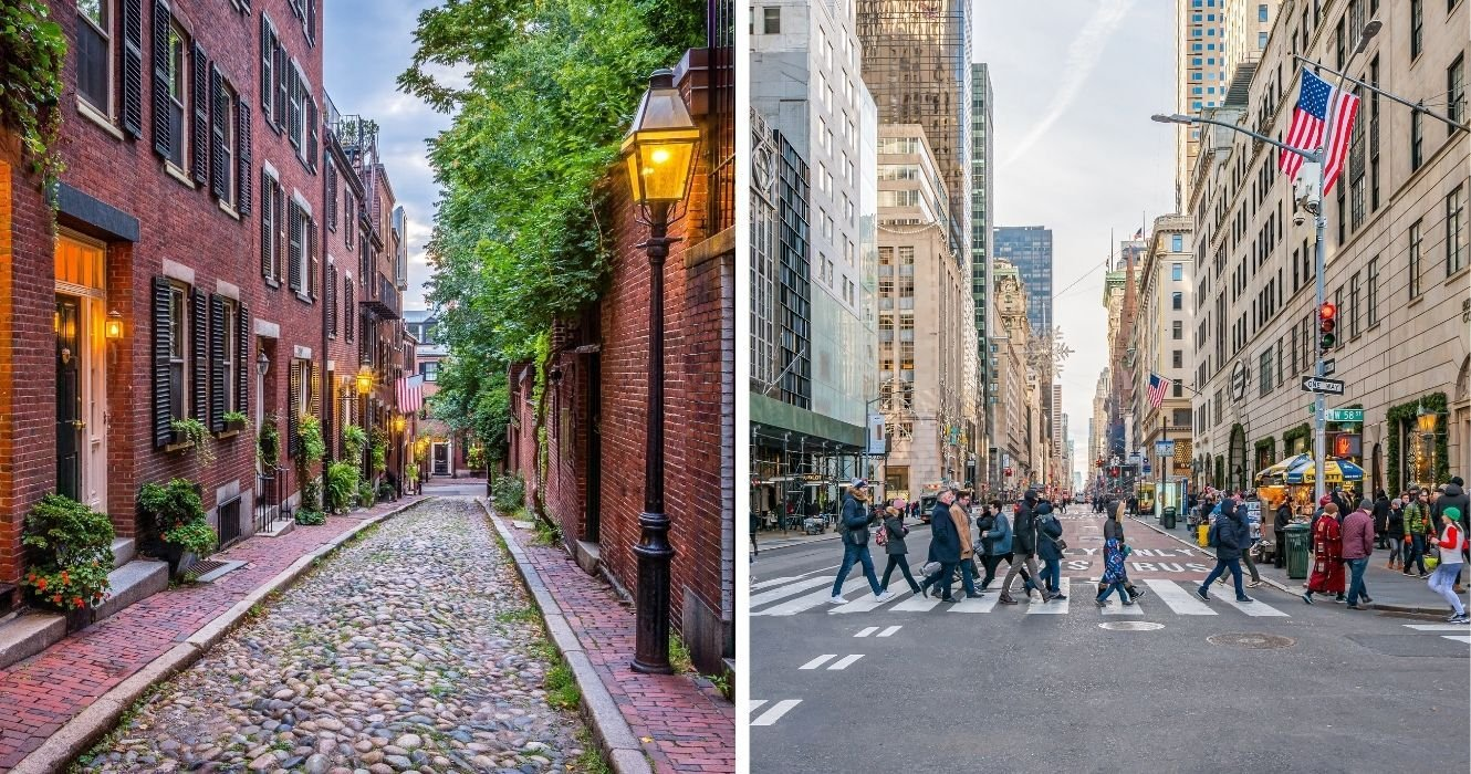 Boston Vs. New York City: Which One Is Better For A Weekend Getaway?