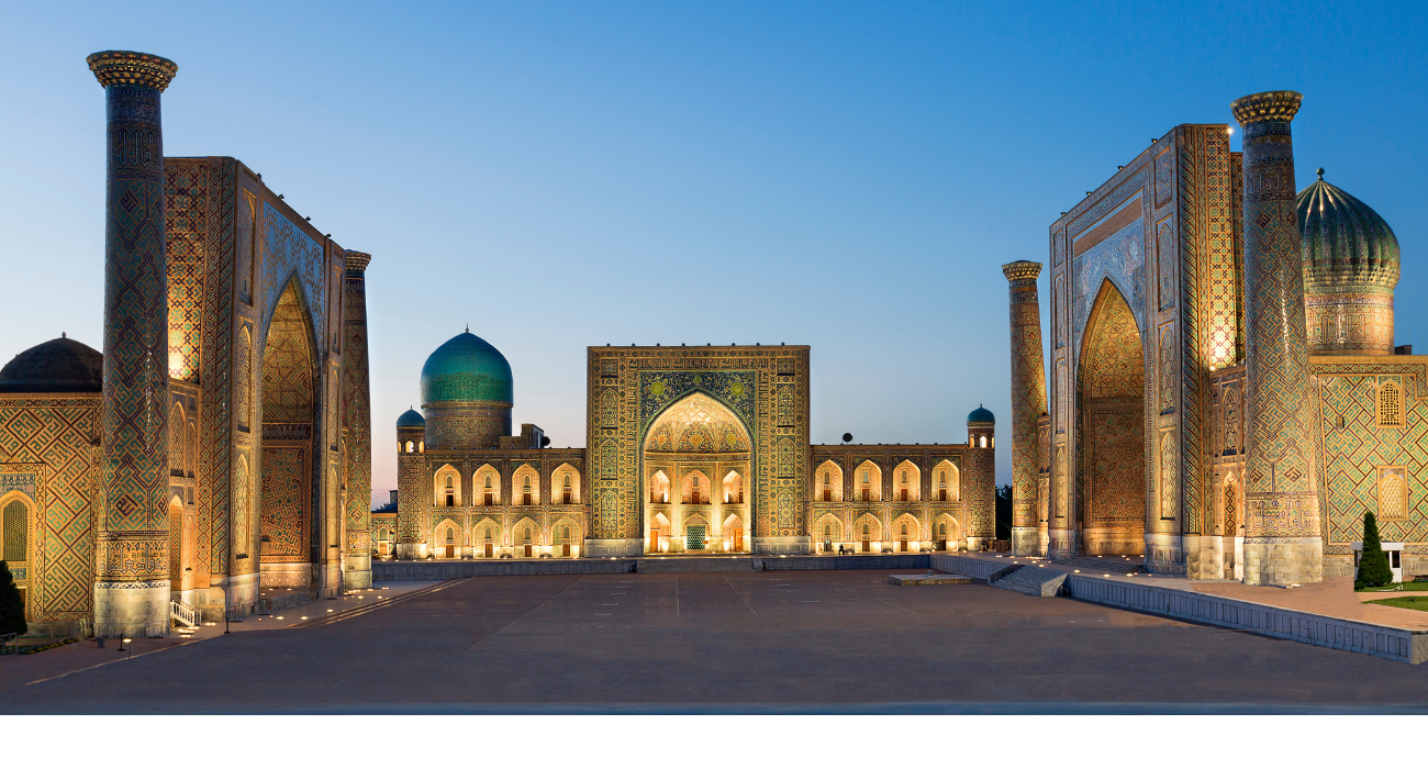 What Makes Uzbekistan The Most Popular Country In Central Asia (And Why It's Worth Visiting Once)
