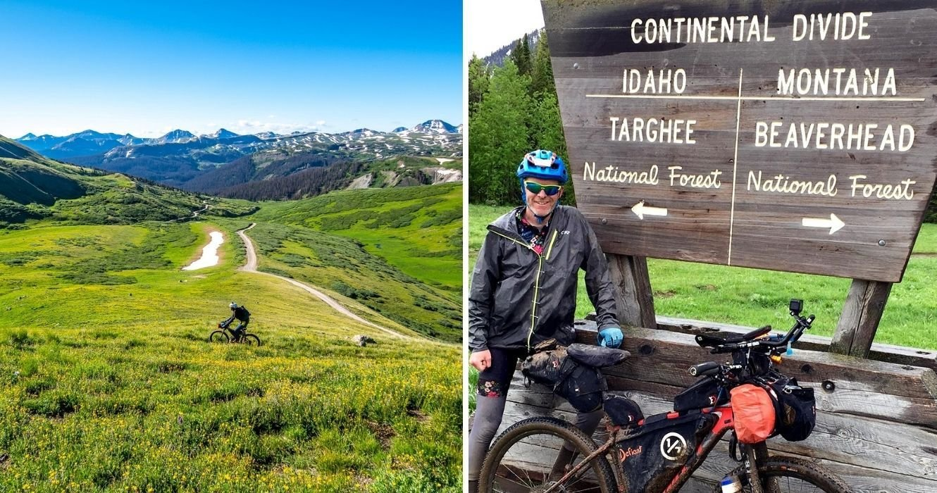 The Longest Bike Trail In The World Spans All The Way From Canada To Mexico