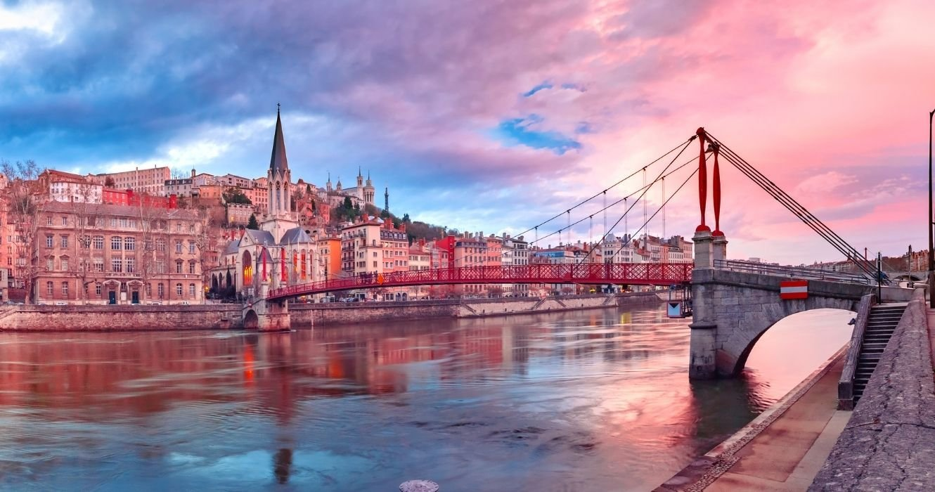 What It's Like To Spend A Day Walking Through Lyon, France, A True Renaissance City