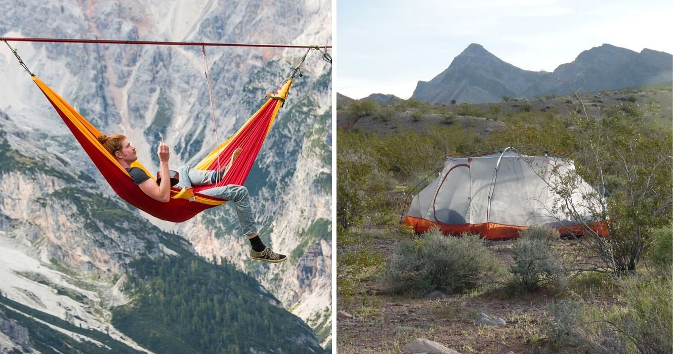 These Are The Most Dangerous Camping Destinations In The World