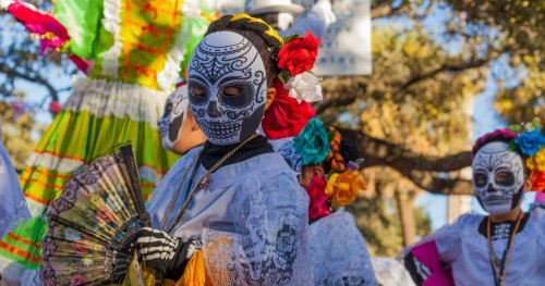 Reasons To Visit The Day Of The Dead Celebrations In Mexico City