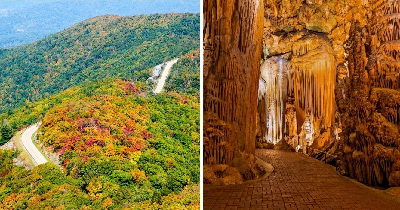 From Water Tubing To Hot Air Balloons, Shenandoah Valley Is A Haven For The Truly Adventurous