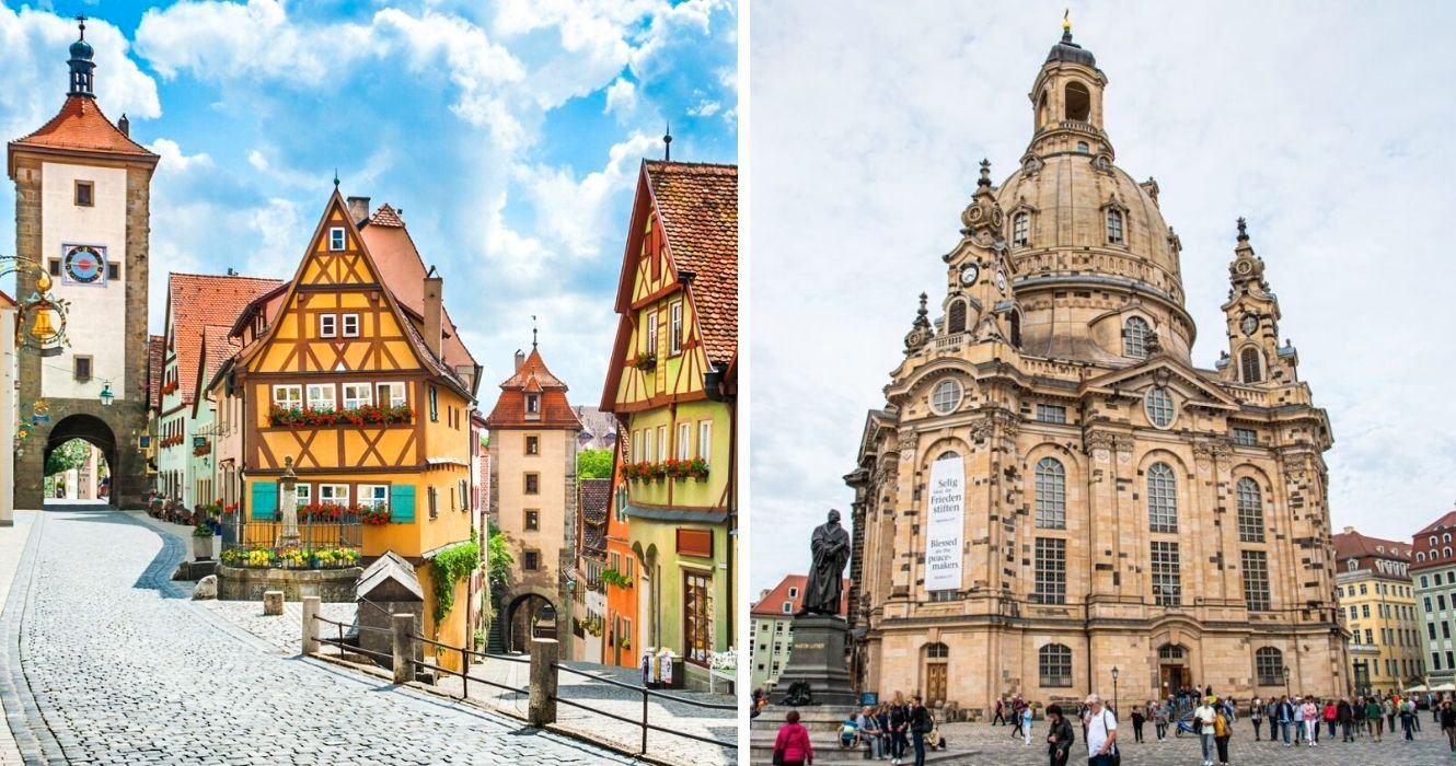 Munich To Berlin: Must-See Historic Sites Along The Way