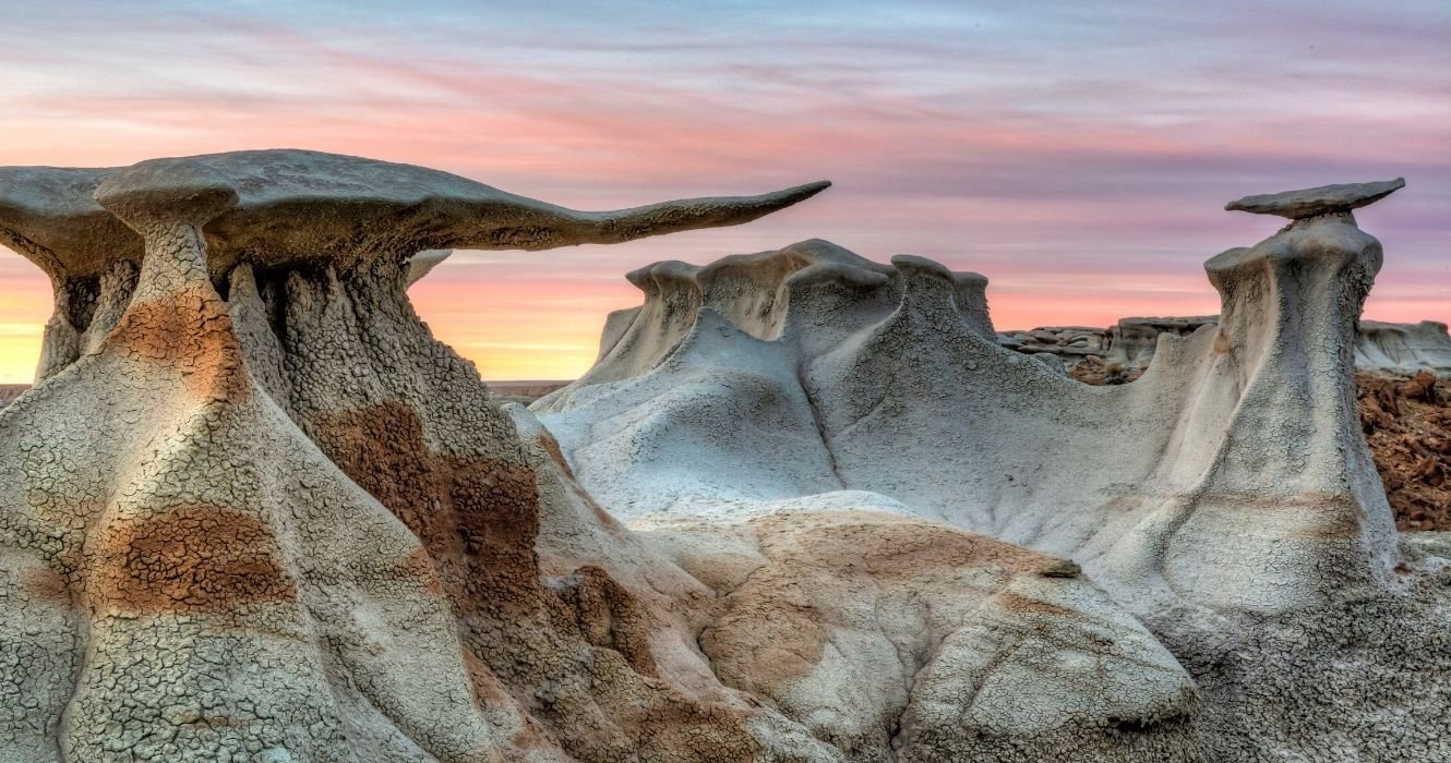 The Prehistoric De-Na-Zin Wilderness Is One Of New Mexico's Most Diverse Natural Landscapes