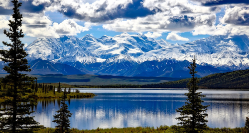 This Is How To Reach Denali, The Home Of The Tallest Mountain In America