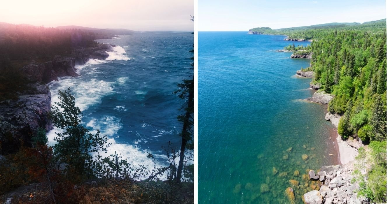 A Circle Tour Of Lake Superior Is The Best Way To See America's Largest Great Lake