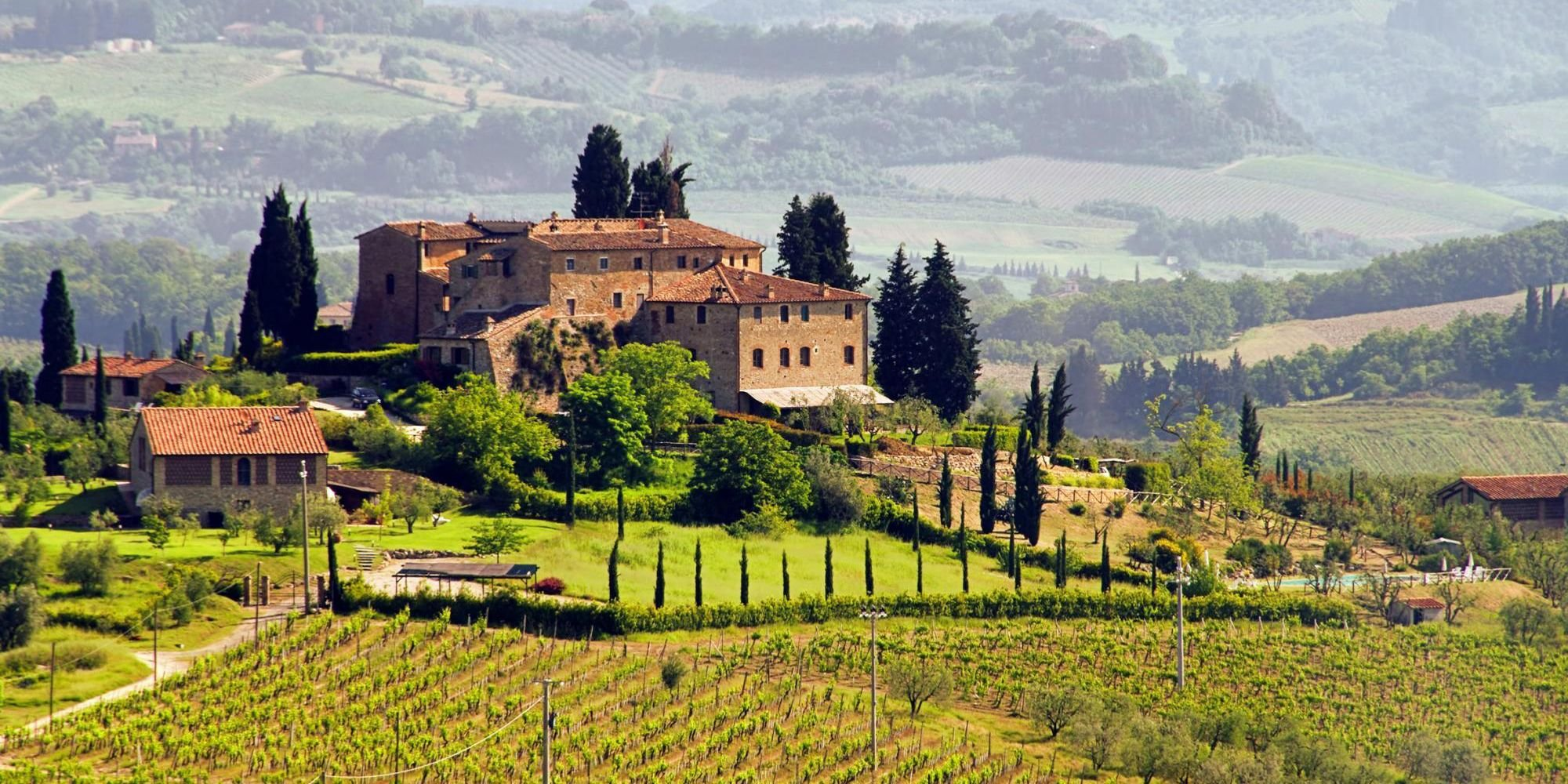10 Italian Wineries That Every Would-Be Connoisseur Should Visit