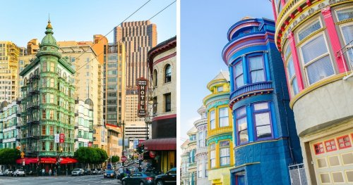 Visiting San Francisco For The First Time Can Be Overwhelming, Unless You Know Where To Stay