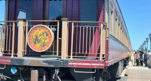 This Is What It's Like To Spend A Day On The Napa Valley Wine Train