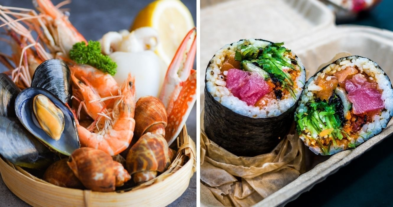 San Francisco Has Its Own Cuisine, And It's A Haven For Seafood Lovers
