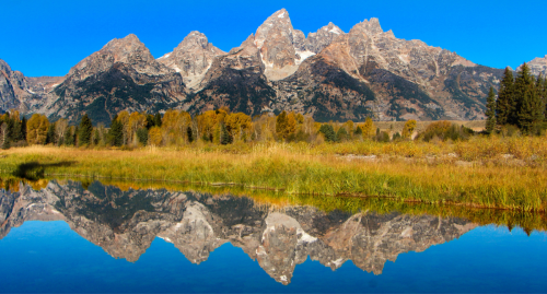 What To Know About Spending The Night In Grand Teton National Park's Best Lodgin