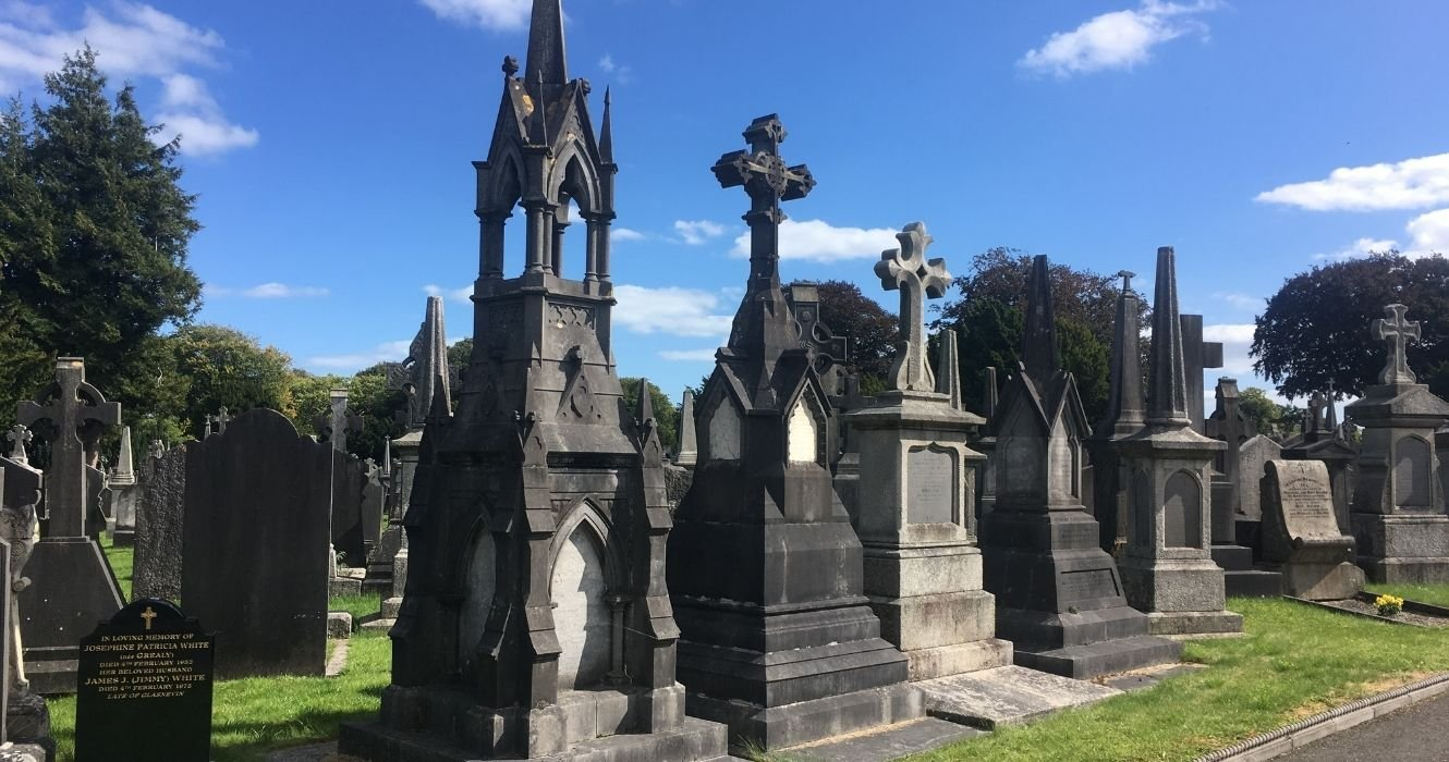 Did You Know There Was A Cemetery Museum In Dublin? This Is What It's Like