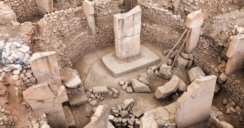 Göbekli Tepe Dates From the Neolithic Period in Turkey (It's So Old That It Makes The Great Pyramid Look Young)