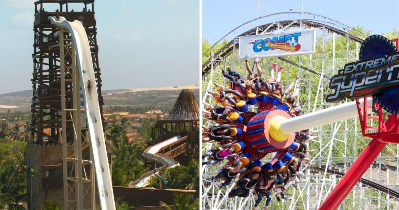 New York's Most Thrilling Amusement And Water Parks Are Worth A Summer Road Trip