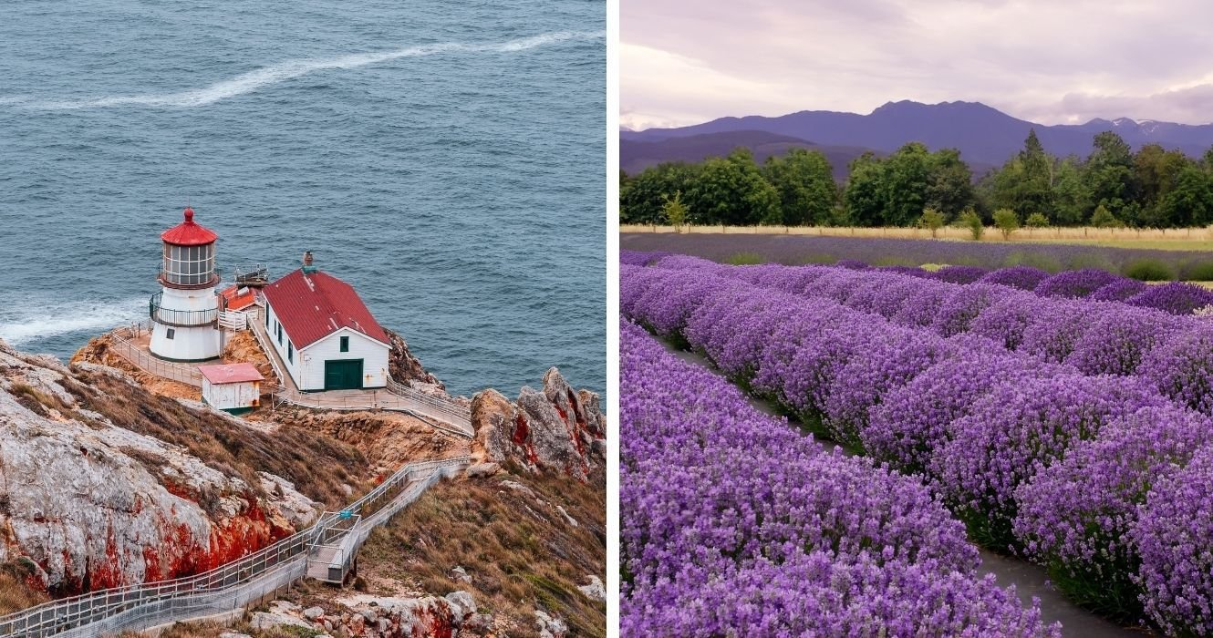 The Best Small West Coast Towns For Laidback Vacation Vibes