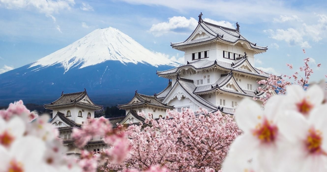 These Are Japan's Top Tourist Attractions (AKA The Most-Visited Places In The Country)