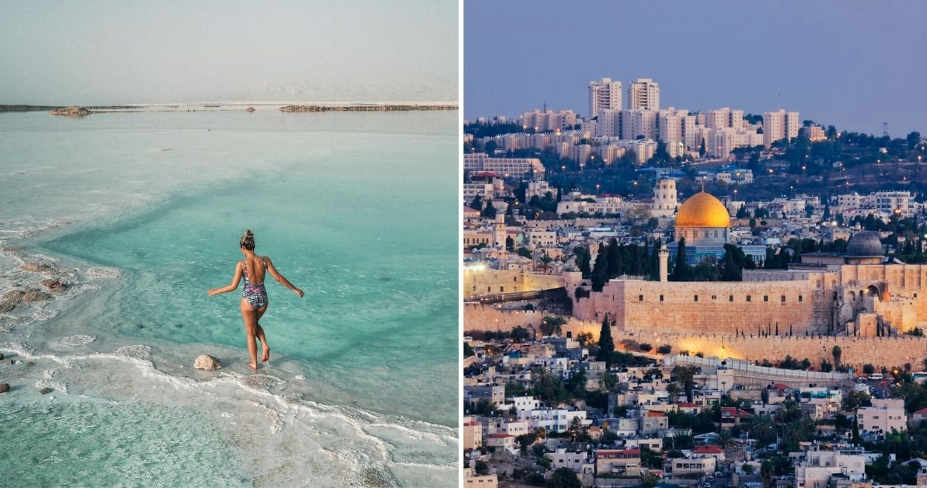 These Are The Most Beautiful Places In Israel