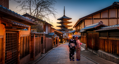This Is Why So Many People Are Falling In Love With Kyoto, Japan