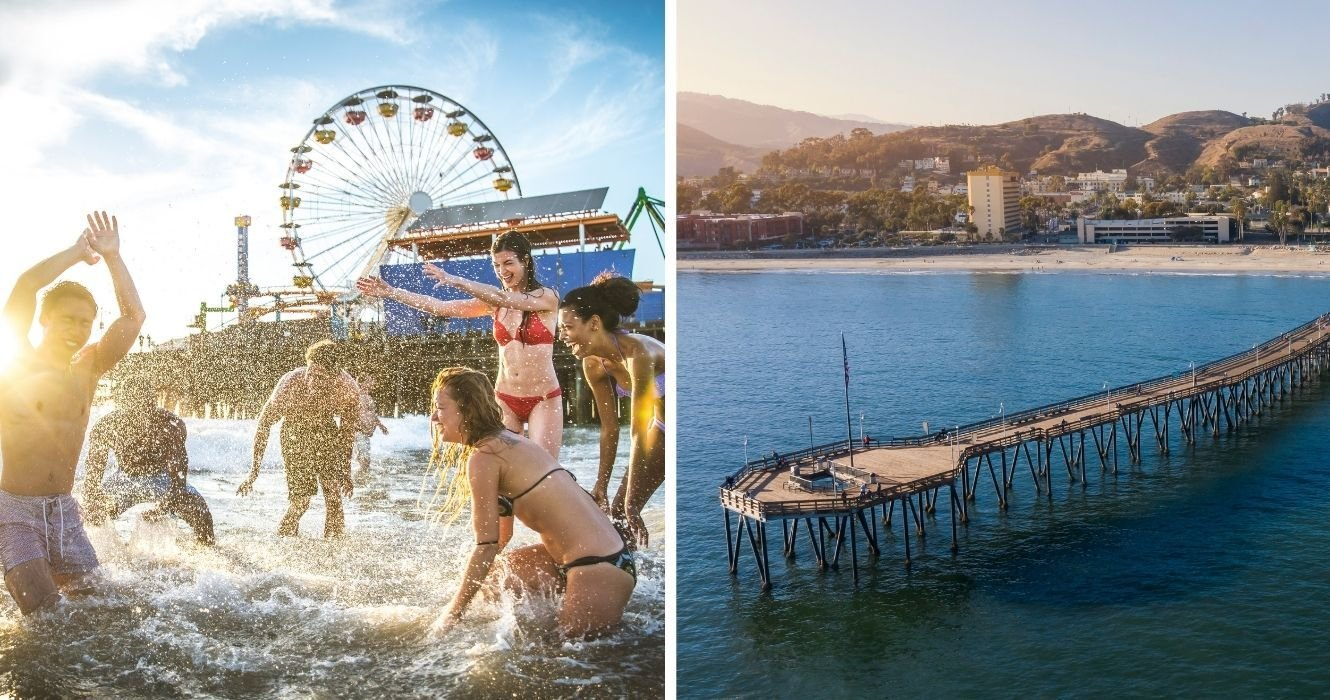 These Are California's Best Beaches, According To Your Favorite Beach Activity