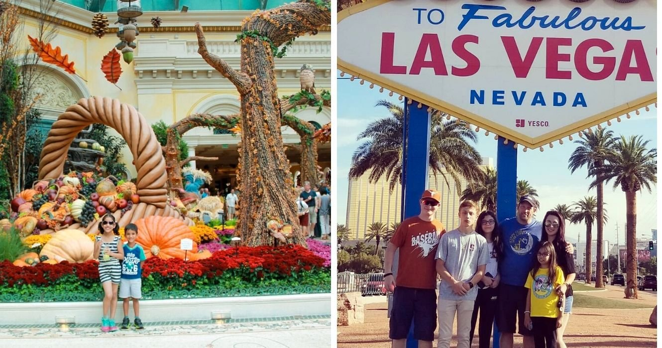 Activities In Las Vegas That Kids Will Love, And We Promise You Will Too