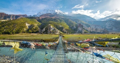 Hiking The Annapurna Circuit: Everything To Know About Its Difficulty Level & Length
