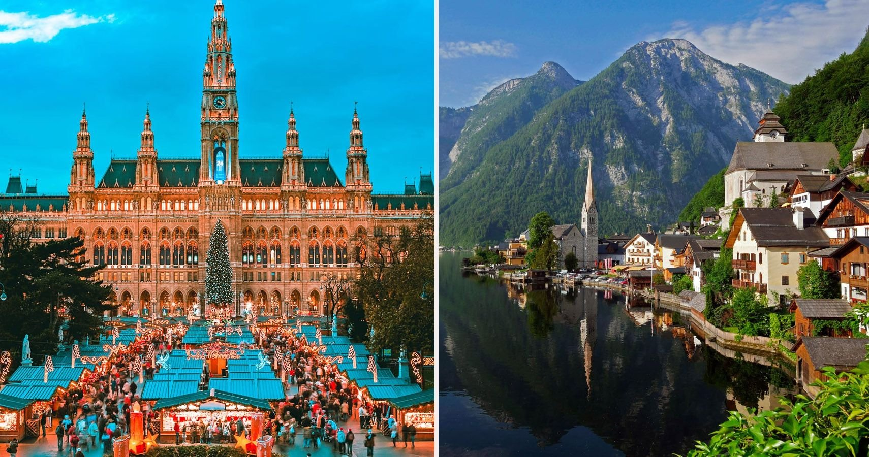 10 Reasons Why People Love Traveling To Austria