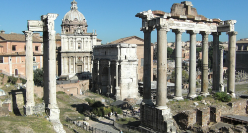 Skip The Colosseum: You Should See These Ruins In Rome, Instead