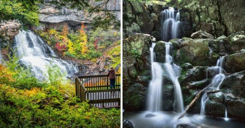 The Best Waterfall Hikes On The East Coast That Aren't Niagara Falls Will Have You Packing Boots And Your Camera