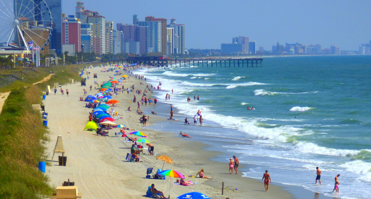 This Is How To Plan An Entire Day On The Myrtle Beach Boardwalk