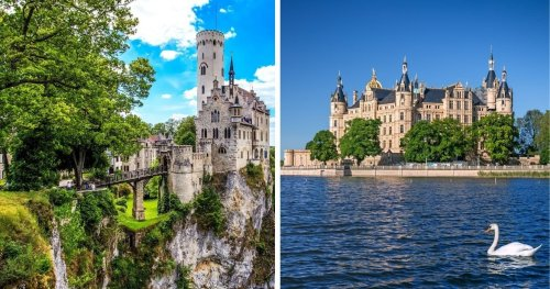 These German Castles Look Like Something Out Of Grimm's Fairy Tales (And Are Worth Visiting)