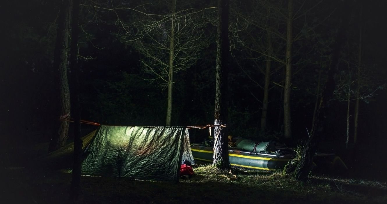 Thinking Of Camping This Summer? Only The Brave Spend The Night At These Haunted Spots
