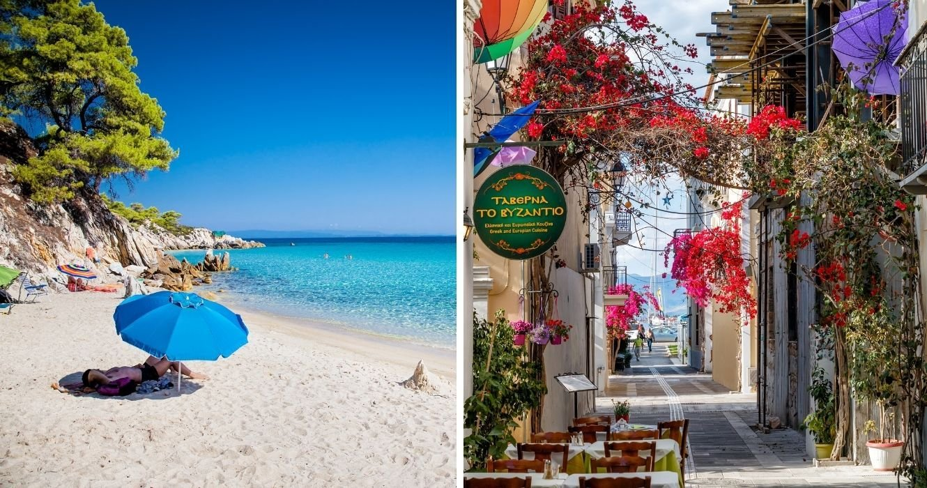 These Greek Destinations Are Worth Your Vacation Time, And None Of Them Are Santorini Or Athens