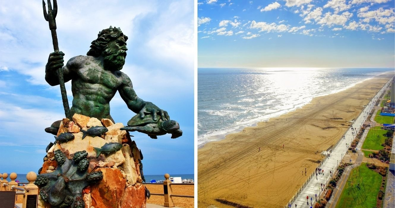 Virginia Beach: Everything You Can Do On The East Coast's Lesser-Known Boardwalk
