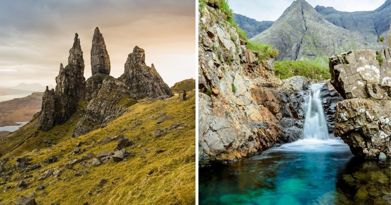According To Legend, Fairies Inhabit Scotland's Isle Of Skye, Especially In These Locations