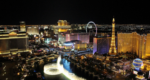 Wondering How To Navigate The Vegas Strip? Here's A Guide