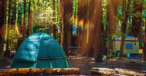 California Camping: The Best Campsites For Your Summer Trip