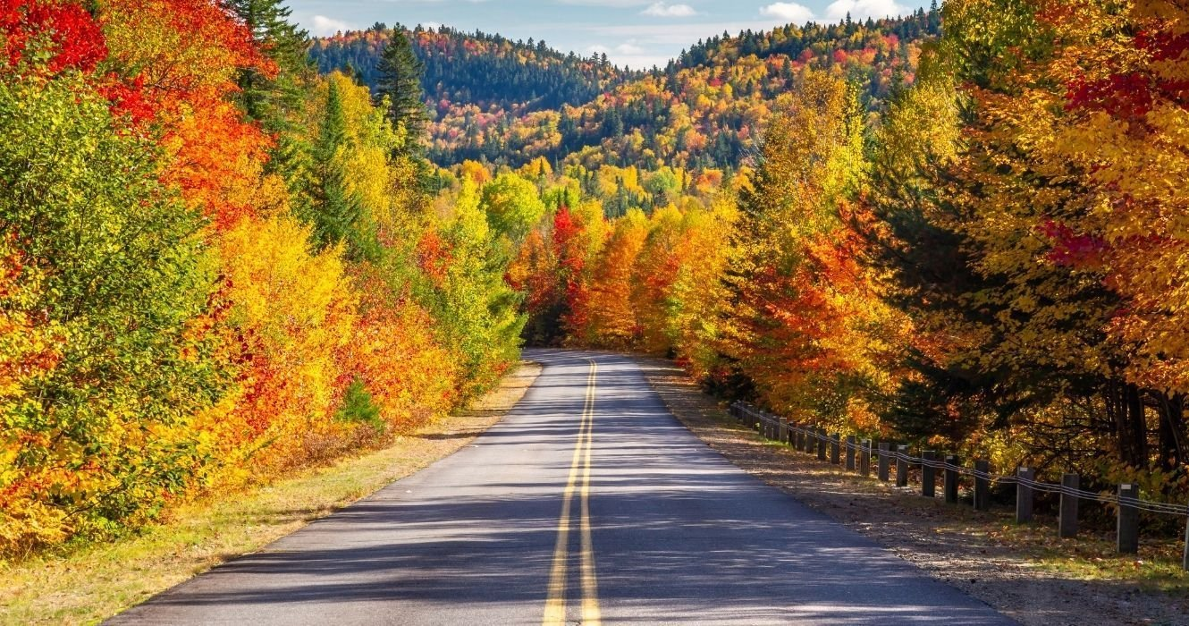A Guide To The Best Places To See Fall Foliage In The U.S. - cover