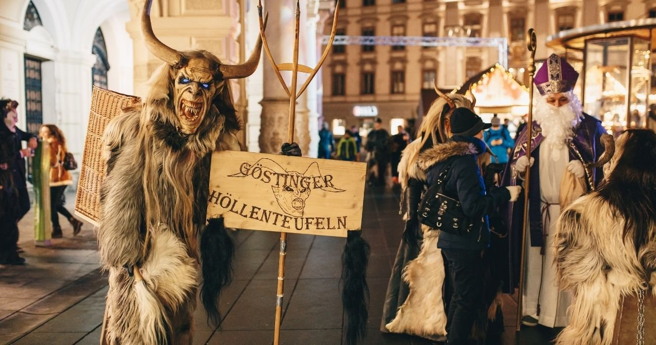 The Truth Behind The Legend Of Krampus, Austria's Creepiest Holiday Tradition