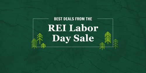 Best Backpacking Gear Deals from the REI Labor Day Sale